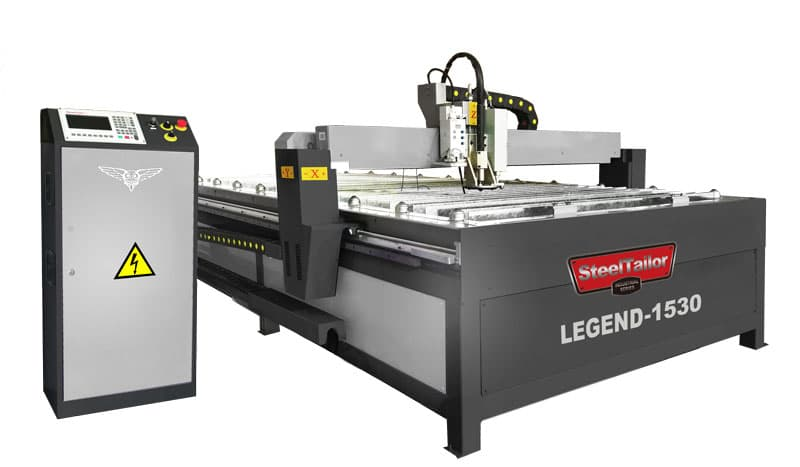 legend B5II cnc table plasma cutting machine