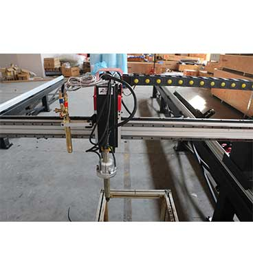 SteelTailor DRAGON III-Tt Gantry CNC Cutting Machine and tube cutting machine