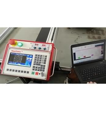 remote CNC cutting controller system