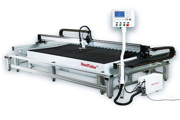 SteelTailor SmartII portable table plasma cutting machine