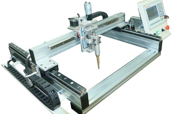SteelTailor Tutor CNC cutting machine