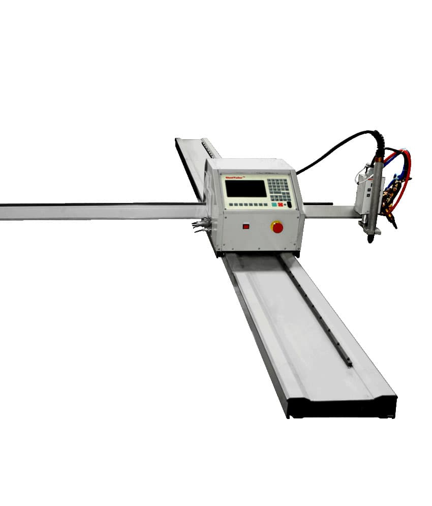 Power-E portable CNC cutting machine